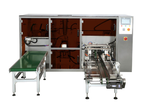 Horizontal Pet Food Big Pouch Machine ZK-500