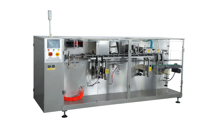 Horizontal Pre-made Pouch Machine ZK-210