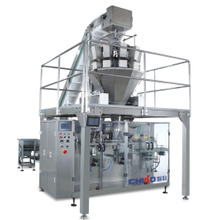 Horizontal Granule Pre-made Pouch Machine ZK-210G
